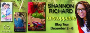 UNSTOPPABLE blog tour graphic